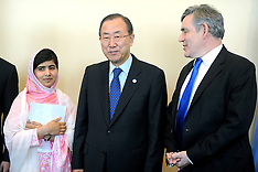 JULY 12 2013 Malala Yousafzai