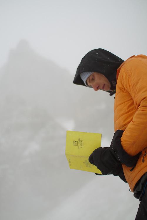 Rite in the Rain - Storm Mt Aberdeen