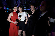 Camilla Rutherford, Sophie Ellis-Bextor and Richard Jones Dom Perignon and Claudia Schiffer host a celebration of Dom Perignon Oenotheque 1995. The Landau, Portland Place. London W1. 26 February 2008.  *** Local Caption *** -DO NOT ARCHIVE-© Copyright Photograph by Dafydd Jones. 248 Clapham Rd. London SW9 0PZ. Tel 0207 820 0771. www.dafjones.com.