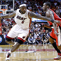 03-08 Trail Blazers at Heat