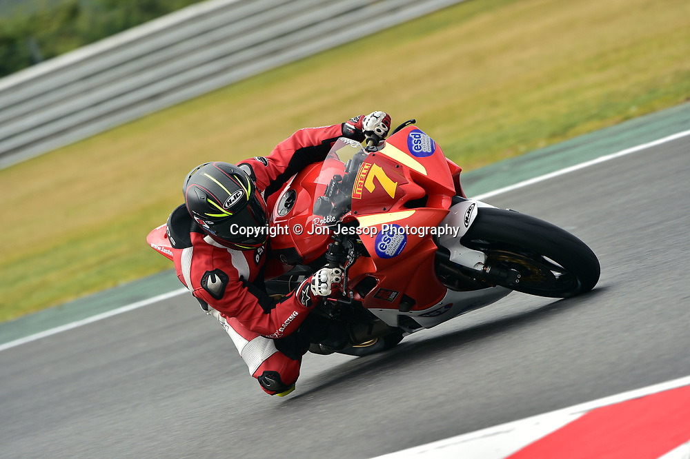 #7 Robert Childs Leigh JRC Racing Yamaha Pirelli National superstock 600 Championship
