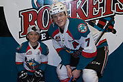 KELOWNA, CANADA - MARCH 10:  Pepsi Player of the Game with Lucas Johansen #7 of the Kelowna Rockets at the Kelowna Rockets game on March 10, 2017 at Prospera Place in Kelowna, British Columbia, Canada.  (Photo By Cindy Rogers/Nyasa Photography,  *** Local Caption ***