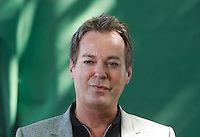 Edinburgh. UK. 17th August. Edinburgh International Book Festival. Julian Clary  pictured during Edinburgh International Book Festival.  Pako Mera