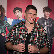 2019, September 20. Pathe ArenA, Amsterdam, the Netherlands. Rico Verhoeven at the premiere of Misfit 2.