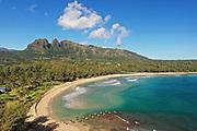 Anahola Beach, Kauai, Hawaii, USA