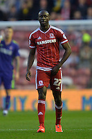 Middlesbrough's Albert Adomah