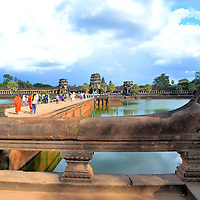 Introduction to Angkor Archaeological Park, Cambodia<br />