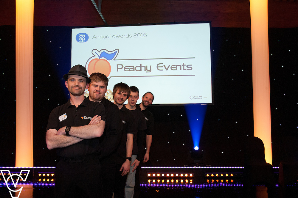 Peachy Events team photograph<br /> <br /> Picture: Chris Vaughan/Chris Vaughan Photography<br /> Date: February 4, 2016