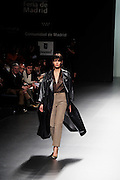 Martin Lamothe at Mercedes-Benz Fashion Week Madrid 2013