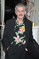 Car designer GORDON MURRAY at a champagne reception to launch The Big Egg Hunt presented by Faberge in aid of the charities Action for Children and Elephant Family held at 29 Portland Place, London on 18th January 2012.