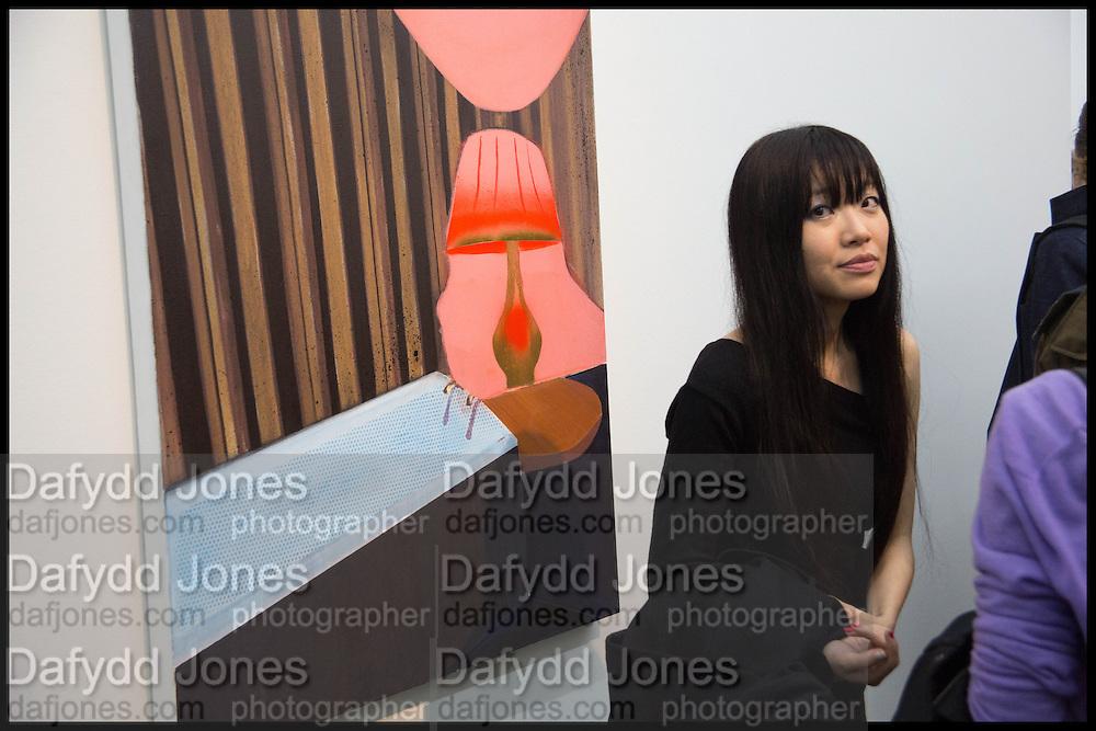 CHELSEA CHEN, Dexter Dalwood. - London Paintings, private view, simon lee gallery, 12 berkeley st. w1. 17 Nov 2014
