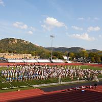 2017 UWL SEMBA High School Band Day Football