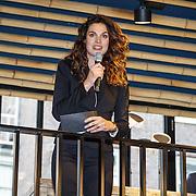 NLD/Amsterdam/20150903 - Lancering Humberto by van Gils, actrice Anna Drijver
