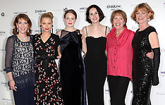 OCT 24 2013 The Downton Abbey ChildLine Ball