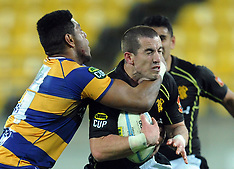 Wellington-Rugby, ITM Cup, Wellington v Bay of Plenty, September 12