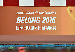 25-08-2015 CHN: IAAF World Championships Athletics day 4, Beijing<br /> Boarding Athletics Beijing 2015