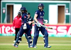 Heather Knight of England Women - Mandatory by-line: Robbie Stephenson/JMP - 12/07/2017 - CRICKET - The County Ground Derby - Derby, United Kingdom - England v New Zealand - ICC Women's World Cup match 21