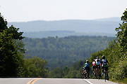 Cyclists during the Trek Across Maine on June 16, 2013.