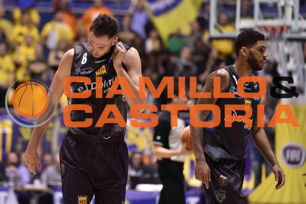 Filippo Baldi Rossi<br /> Fiat Auxilium Torino - Dolomiti Energia Aquila Basket Trento<br /> Lega Basket Serie A 2016/2017<br /> Torino, 13/03/2017<br /> Foto Ciamillo - Castoria