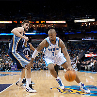Memphis Grizzlies VS New Orleans Hornets 01.20.2010