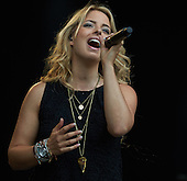 The Shires Cornbury Music Festival 10th July 2016