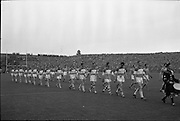 Football, Senior Semi Final, Offaly Team<br /> 20.08.1961