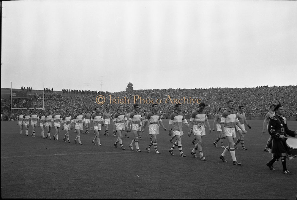 Football, Senior Semi Final, Offaly Team<br /> 20.08.1961