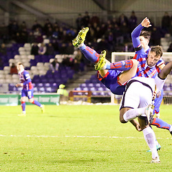 Inverness Caledonian Thistle v Dumbarton | Scottish Championship | 16 December 2017