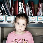Natalie Ely. Casey Brennan's kindergarten class at Hopkins Elementary School in Sherwood on Wednesday, May 23, 2012.