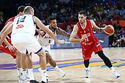Stefan Jovic<br /> Nazionale Italiana Maschile Senior<br /> Eurobasket 2017 - Final Phase - 1/4 Finals<br /> Italia Serbia Italy Serbia<br /> FIP 2017<br /> Istanbul, 13/09/2017<br /> Foto M.Ceretti / Ciamillo - Castoria