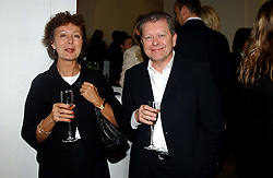 PAM WRIGHT and CHRIS HUDSON<br />