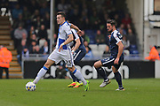 Bristol Rovers Billy Bodin (23) on the ball first half during the EFL Sky Bet League 1 match between Bristol Rovers and Southend United at the Memorial Stadium, Bristol, England on 11 March 2017. Photo by Gary Learmonth.