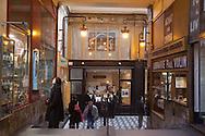 France, Paris. 9th district . Passage Jouffroy Historical Covered passages of Paris,