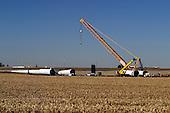 21st Century (modern turbines) Windmills Editorial and Stock Photos