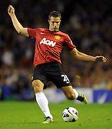 Everton v Manchester United 200812