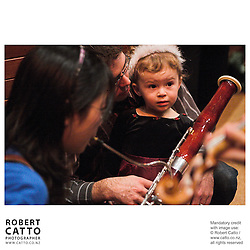 Vector Wellington Orchestra - Baby Proms Concert at the Michael Fowler Centre, Wellington, New Zealand.