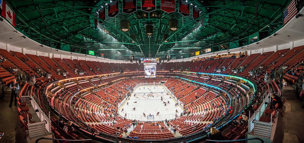 Honda Center, Anaheim Ducks Hockey Stadium, Anaheim, California
