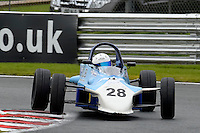 #28 Jamie Jardine Reynard 84FF during the Avon Tyres FF1600 Northern Championship - Pre 90 at Oulton Park, Little Budworth, Cheshire, United Kingdom. October 08 2016. World Copyright Peter Taylor/PSP.