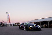 September 16, 2016:  Lamborghini Super Trofeo at Circuit of the Americas. #98 James Burke, David Askew, DXDT Racing, Lamborghini America, (PRO-AM)