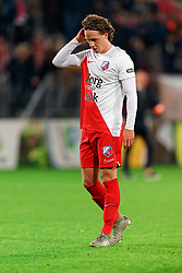 23-11-2019 NED: FC Utrecht - AZ Alkmaar, Utrecht<br /> Round 14 / Giovanni Troupée #20 of FC Utrecht