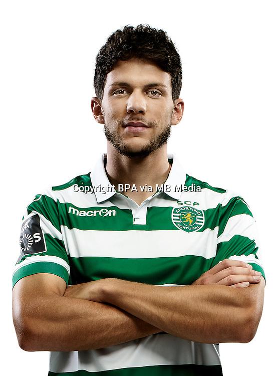 """Portugal - Primera Liga NOS 2015-2016 /  <br /> ( Sporting Lisboa ) - <br /> Tobias Pereira Figueiredo """" Tobias Figueiredo """""""