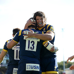 Worcester Warriors v Newcastle Falcons