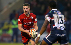 Billy Searle of Bristol Rugby - Mandatory by-line: Robbie Stephenson/JMP - 13/01/2018 - RUGBY - Castle Park - Doncaster, England - Doncaster Knights v Bristol Rugby - B&I Cup