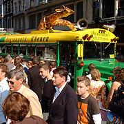 NLD/Amsterdam/20050710 - Premiere Zoop the Movie, Zoop beestenbus