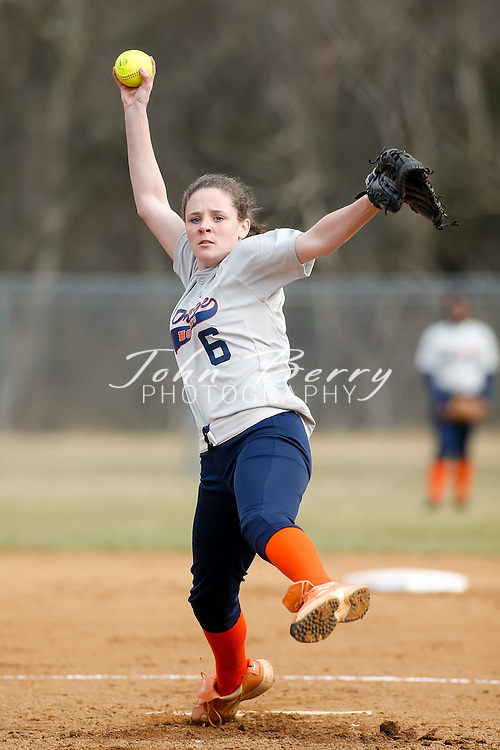 March/13/13:  MCHS JV Softball vs Orange.  Madison defeats Orange 7-5.