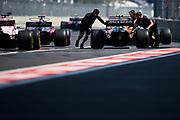 October 27-29, 2017: Mexican Grand Prix. Stoffel Vandoorne (BEL), McLaren Honda, MCL32
