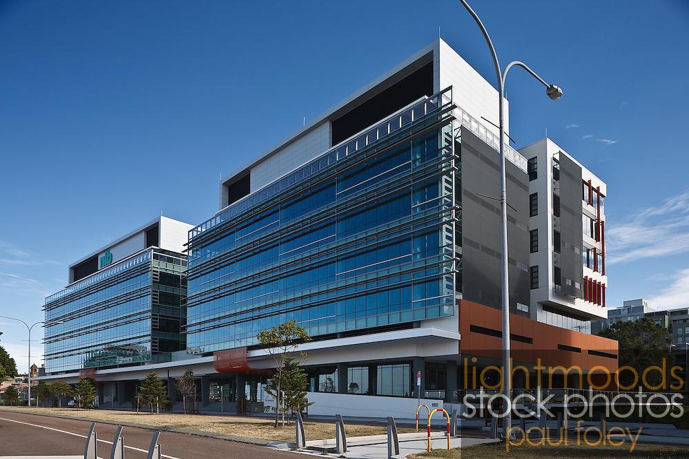 NIB Building, Honeysuckle District, Newcastle,NSW, Australia