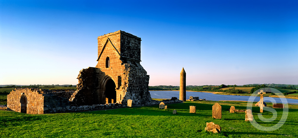 Photographer: Chris Hill, Devenish Island, County Fermanagh