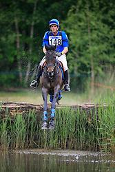 Van Winkel Steve (BEL) - Hugoke<br /> Nationaal Kampioenschap LRV  Minderhout 2009<br /> CIC* Mibderhout 2009<br /> © Hippo Foto - Leanjo De Koster
