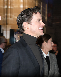 Glasgow Film Festival 2019<br /> <br /> Scottish Premier of Papi Chulo<br /> <br /> <br /> Pictured: Matt Bomer<br /> <br /> (c) Aimee Todd | Edinburgh Elite media